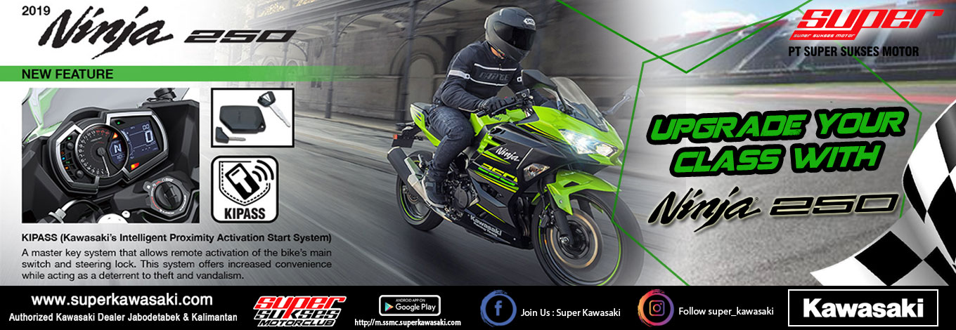 Super Kawasaki Authorized Dealer