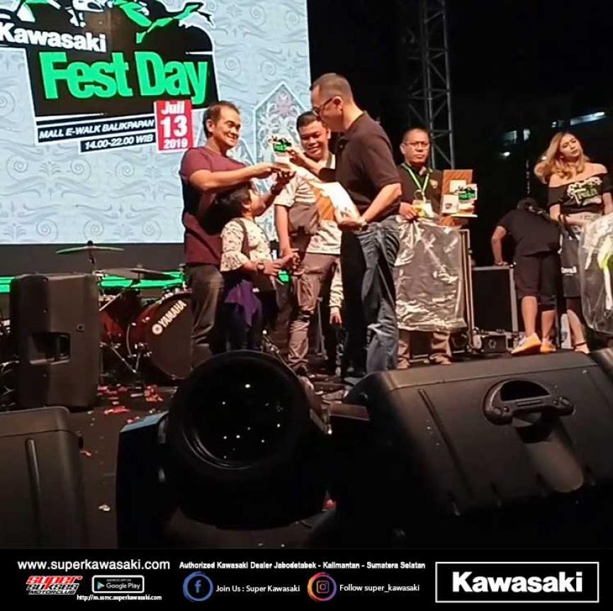 Event Kawasaki Fest Day 2019